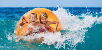 OFFERTA FERRAGOSTO RIMINI IN FAMILY HOTEL ALL INCLUSIVE SUL MARE