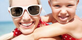Angebot Rimini Hotels mit Pool Woche Rosa Nacht Family Package
